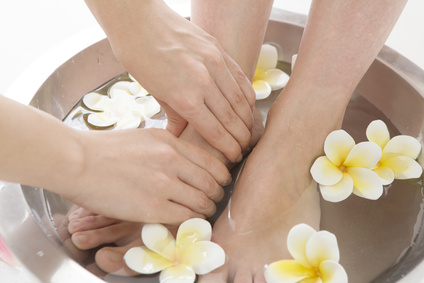 Foot Bath & Massage
