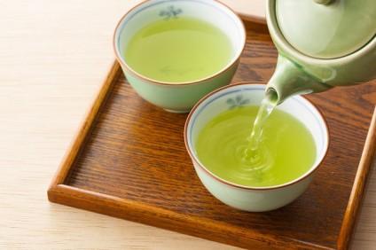 日本茶 Japanese green tea