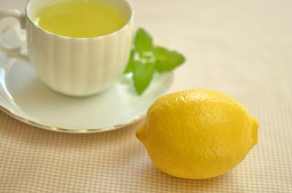 レモンとホットレモン