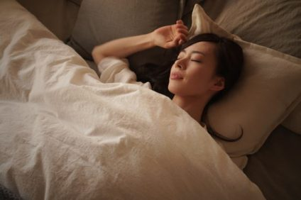 美肌 良質な睡眠