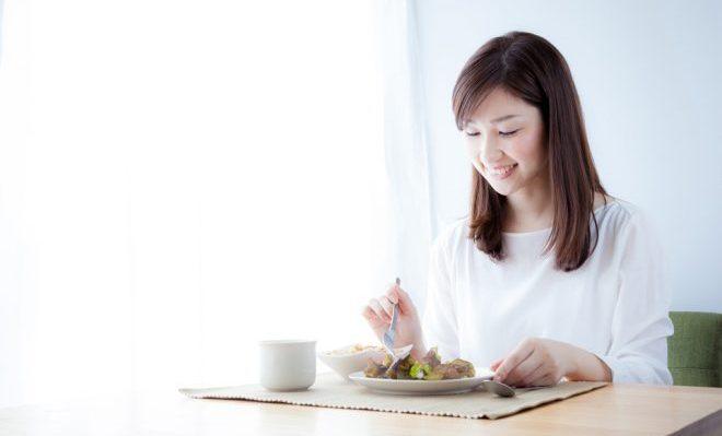 毛穴の開き 改善 食生活
