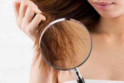 髪 パサパサ 原因