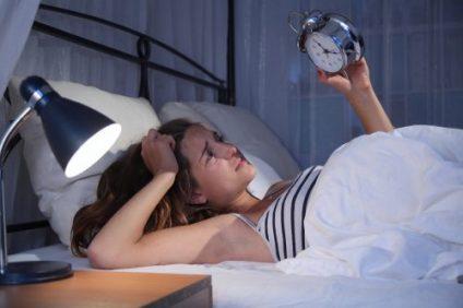 慢性的 睡眠不足