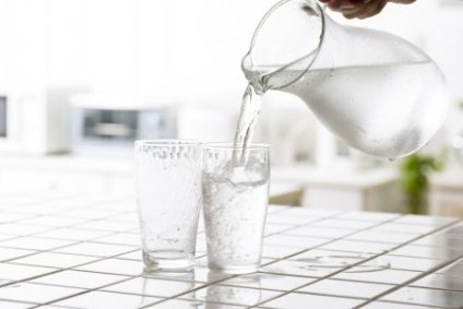 水分を摂る