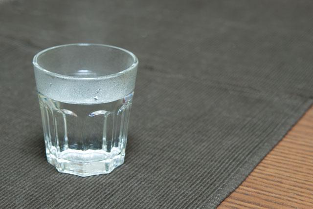 水分量 低下