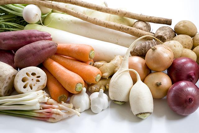 根菜 体を温める