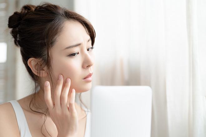 花粉皮膚炎 対処法